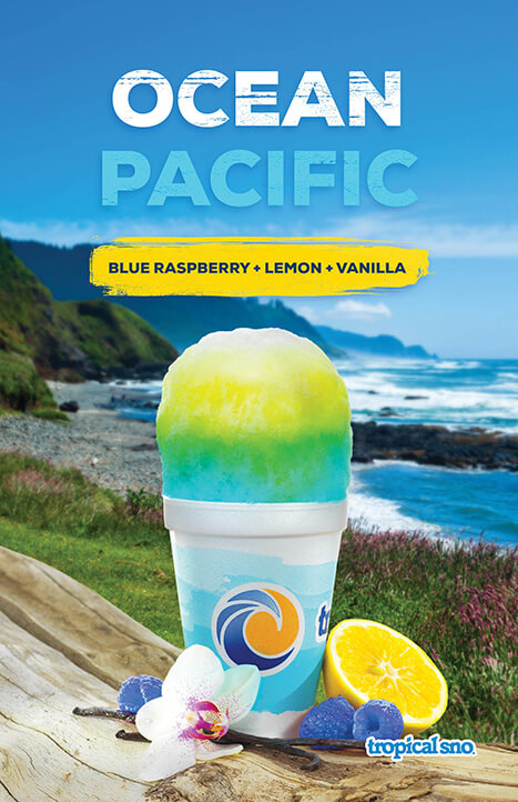 shave ice flavor