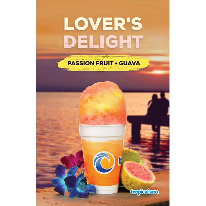 Poster - Lover's Delight