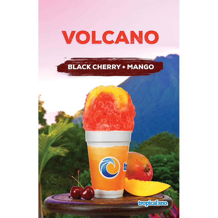 Poster - Volcano