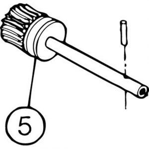 Ice Shaving Parts